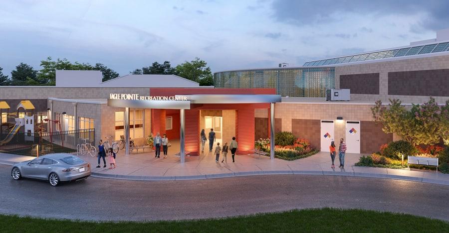 Eagle Pointe Rec Center | Essenza Architecture
